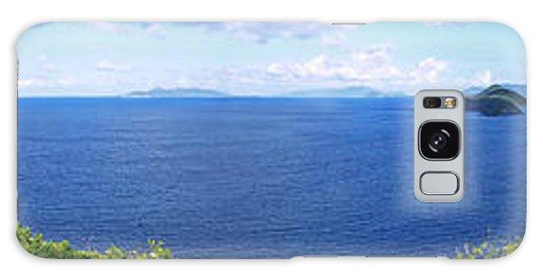 St. Thomas Northside Ocean View Galaxy Case
