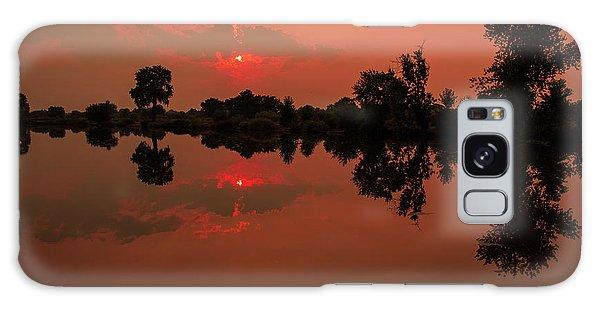 St. Vrain Sunset Galaxy Case