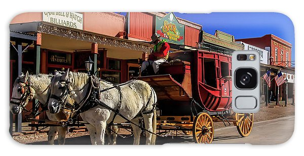 Stagecoach, Tombstone Galaxy Case