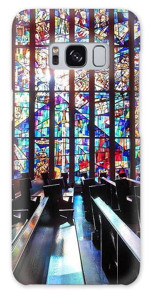 Stained Glass Historical Our Lady Of Czestechowa Shrine Galaxy Case