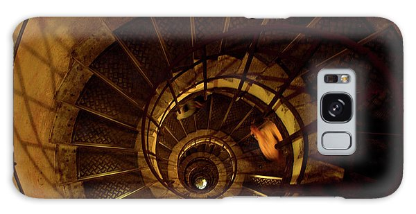 Galaxy Case featuring the photograph Stairs by Edward Lee