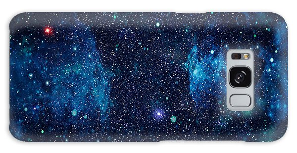 Milky Way Galaxy Case - Starry Outer Space Background Texture by Zakharchuk