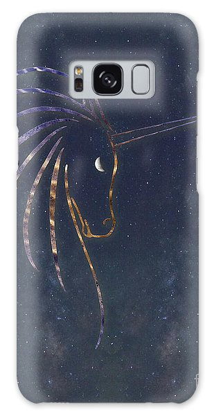 Star Unicorn Galaxy Case