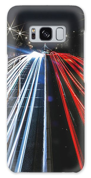 Stars And Stripes Galaxy Case