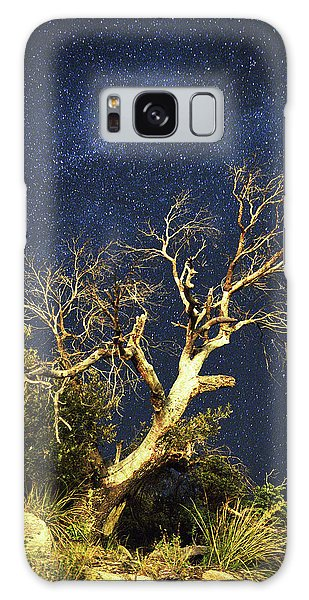 Stars Light Up Arizona Sky Galaxy Case
