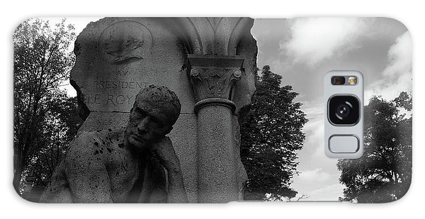 Statue, Pondering Galaxy Case