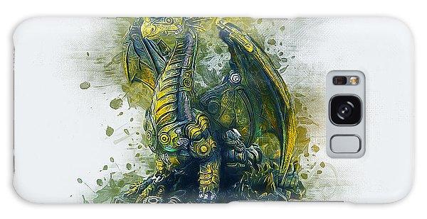 Steampunk Dragon Galaxy Case