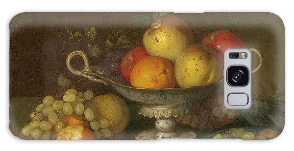 Still Life With Fruit, 1844 Galaxy Case
