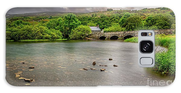 Galaxy Case - Stone Bridge Llanberis Wales by Adrian Evans