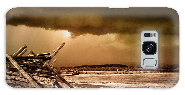 Storm Brewing Galaxy Case