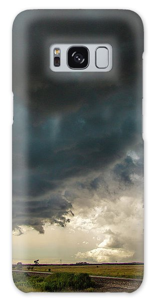 Storm Chasin In Nader Alley 012 Galaxy Case