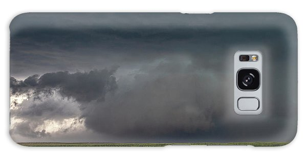 Storm Chasin In Nader Alley 030 Galaxy Case