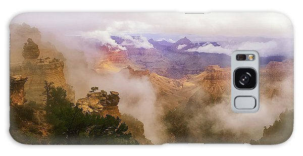 Storm In The Canyon Galaxy Case