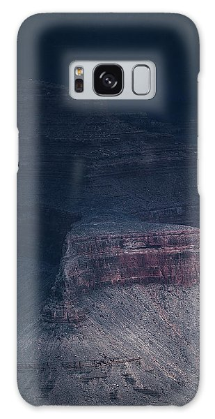Storm In The Grand Canyon Galaxy Case