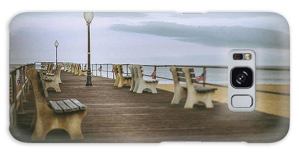 Stormy Boardwalk 2 Galaxy Case