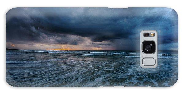 Stormy Morning Galaxy Case