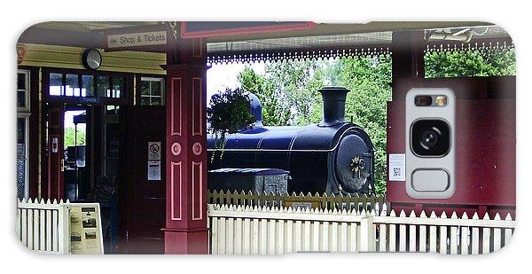 Strathspey Railway. Caladonian Railway 828 Galaxy Case