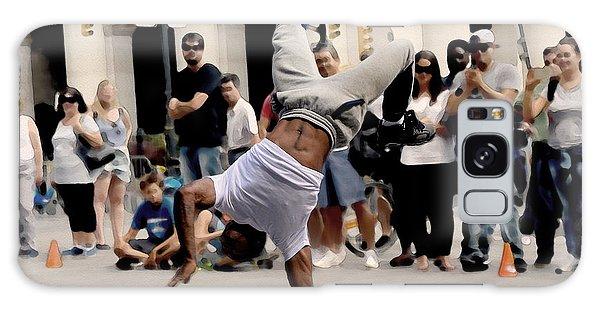 Street Dance. New York City. Galaxy Case