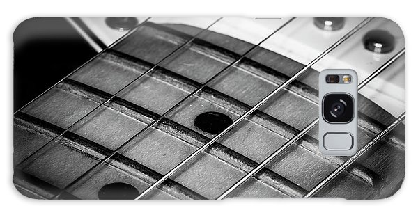 Galaxy Case featuring the photograph Strings Series 13 by David Morefield