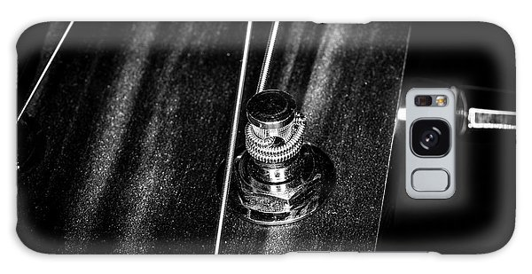 Galaxy Case featuring the photograph Strings Series 15 by David Morefield