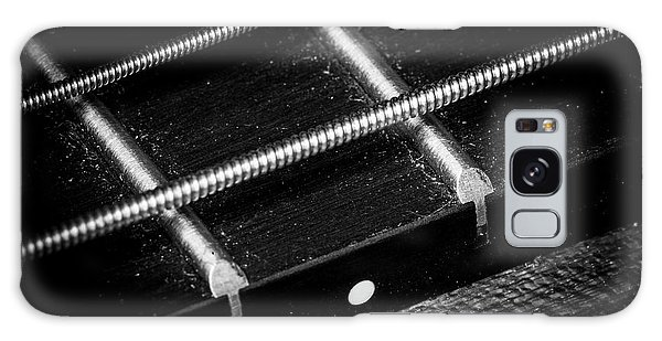 Galaxy Case featuring the photograph Strings Series 17 by David Morefield
