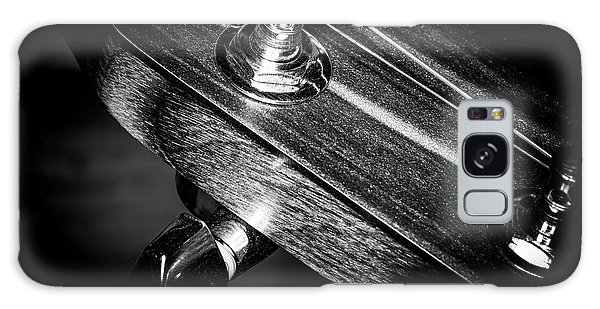 Galaxy Case featuring the photograph Strings Series 20 by David Morefield