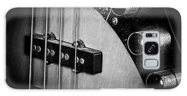 Galaxy Case featuring the photograph Strings Series 22 by David Morefield