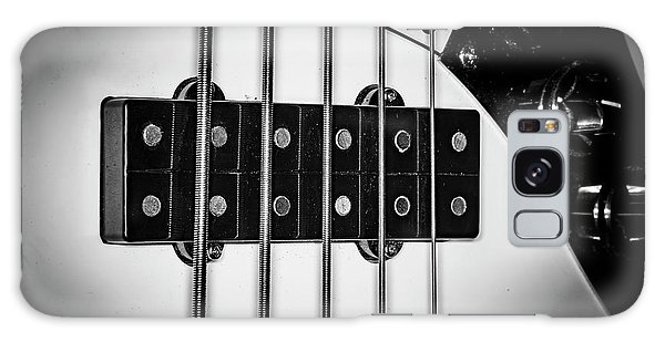 Galaxy Case featuring the photograph Strings Series 23 by David Morefield