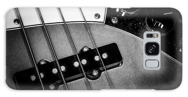 Galaxy Case featuring the photograph Strings Series 24 by David Morefield