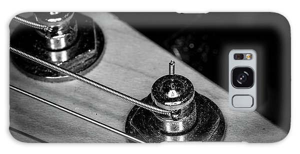 Galaxy Case featuring the photograph Strings Series 9 by David Morefield