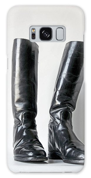 Studio. Riding Boots. Galaxy Case