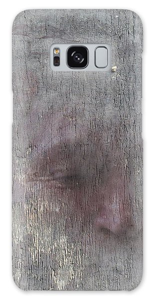 Galaxy Case featuring the digital art Study Sheet by Attila Meszlenyi