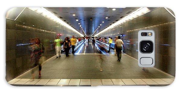 Subway Ghosts  Galaxy Case