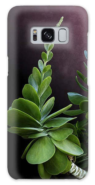 Succulent Spear Galaxy Case