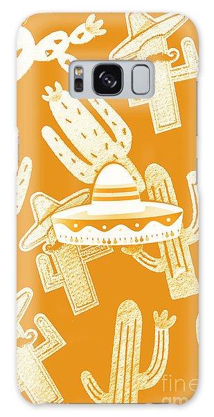 Cacti Galaxy Case - Summerbrero by Jorgo Photography - Wall Art Gallery