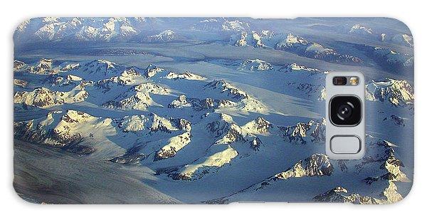 Sun Kissed Glaciers Galaxy Case