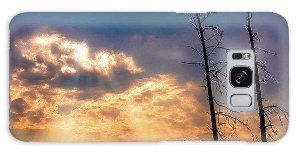 Sunbeams Galaxy Case