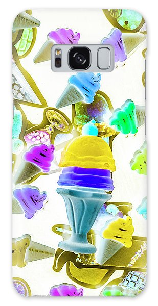 Colours Galaxy Case - Sundae. Everyday. by Jorgo Photography - Wall Art Gallery