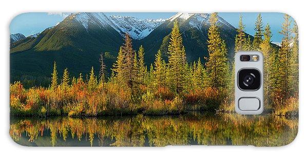 Boreal Forest Galaxy Case - Sundance Range, Vermilion Lakes, Banff by