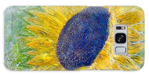 Sunflower Praises Galaxy Case