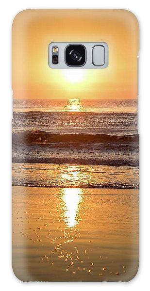 Sunrise At Surfers Paradise Galaxy Case