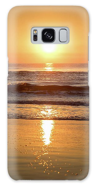 Sunrise At Surfers Paradise Galaxy Case