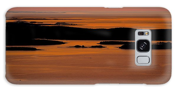Sunrise Cadillac Mountain Galaxy Case