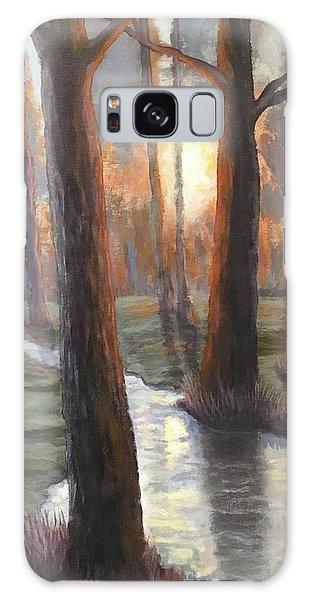 Sunrise Creek Galaxy Case