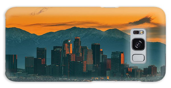 Los Angeles Galaxy Case - Sunrise In La by Art K