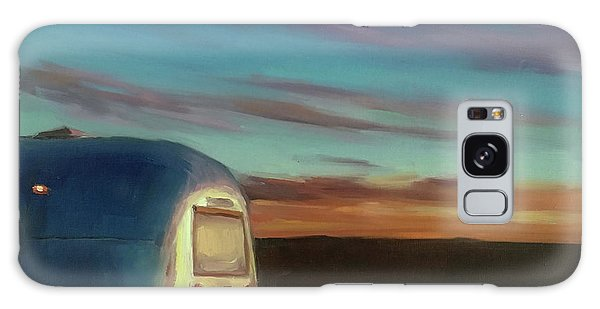 Sunrise Near Amarillo Galaxy Case