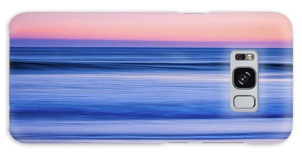 Sunset Abstract Galaxy Case