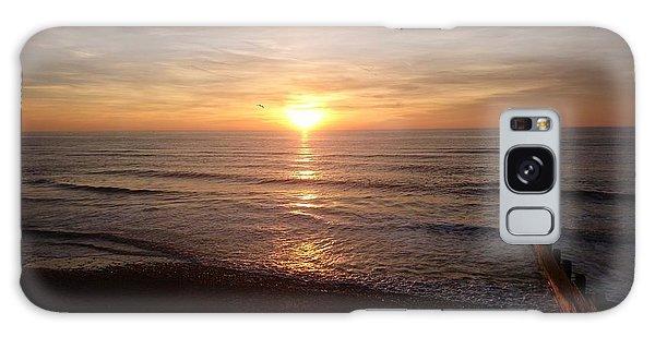 Sunset Blackpool Galaxy Case