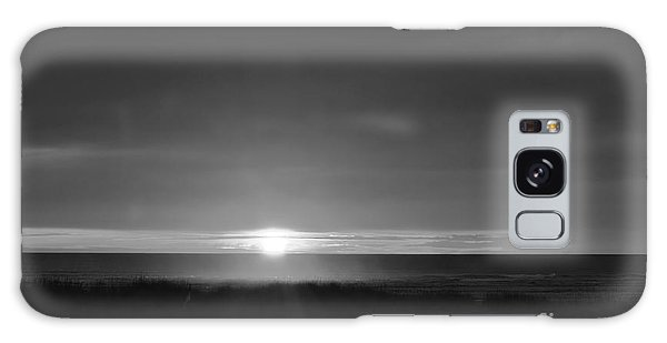 Sunset Horizon  Galaxy Case