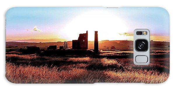 Sunset. Magpie Mine. Galaxy Case